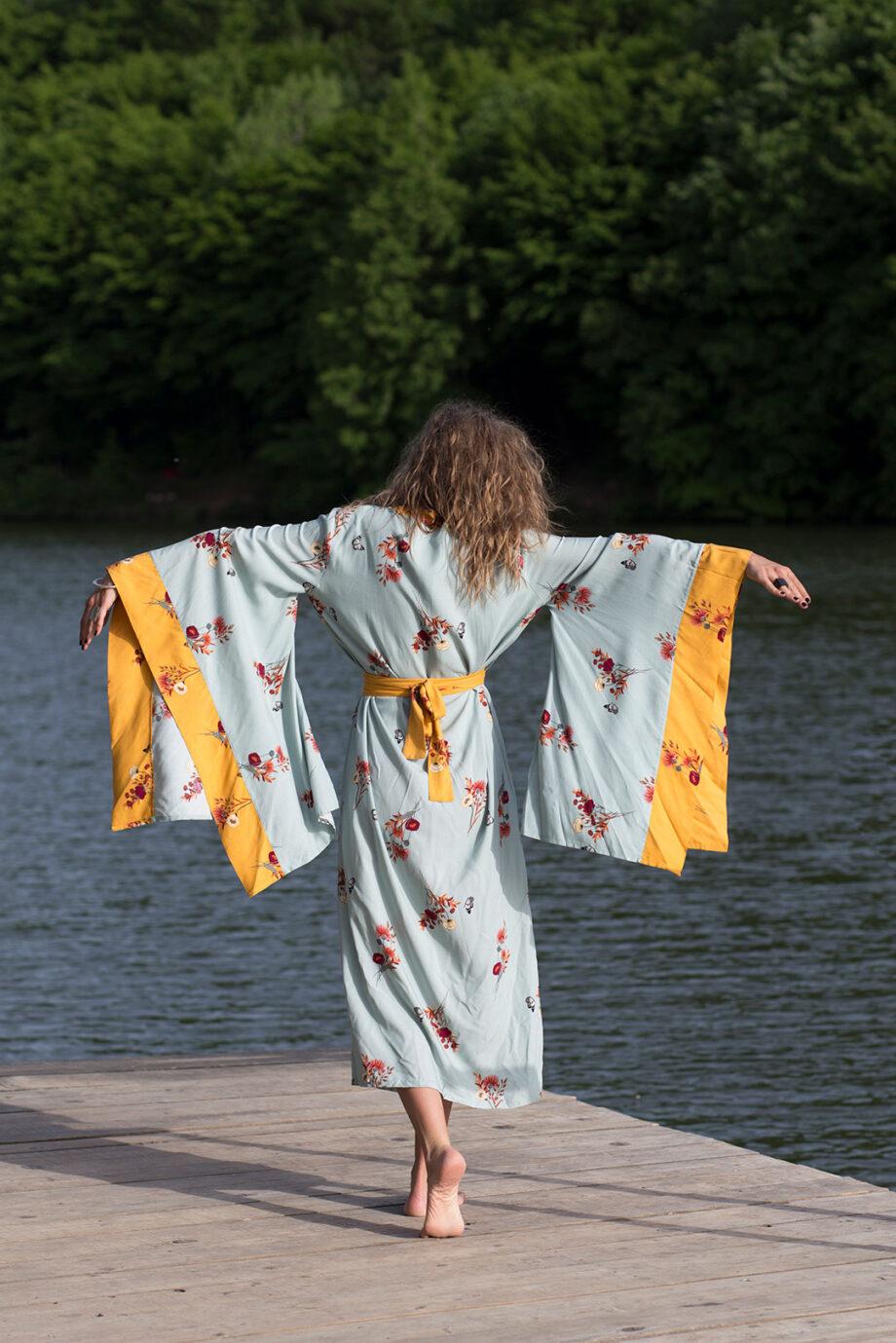 Daire Kimono