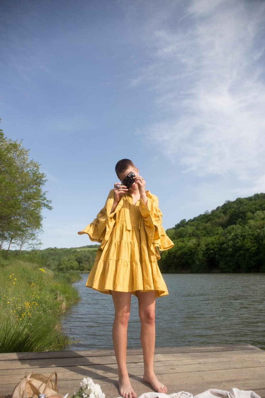 Daire melem dress